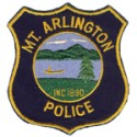 Mount Arlington Police Department, New Jersey