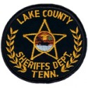 Lake County Sheriff's Office, Tennessee