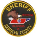 Hamblen County Sheriff's Office, Tennessee