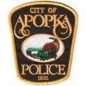 Apopka Police Department, Florida