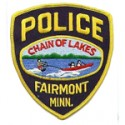 Fairmont Police Department, Minnesota