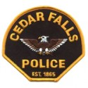 Cedar Falls Police Department, Iowa
