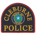 Cleburne Police Department, Texas