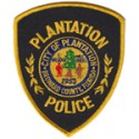 Plantation Police Department, Florida
