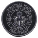 Opelousas Police Department, Louisiana