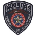 Purcell Police Department, Oklahoma