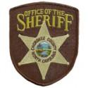 Cherokee County Sheriff's Office, North Carolina