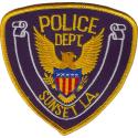 Sunset Police Department, Louisiana