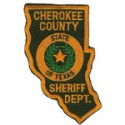 Cherokee County Sheriff's Department, Texas