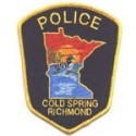 Cold Spring Police Department, Minnesota
