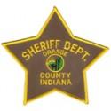 Orange County Sheriff's Department, Indiana