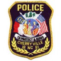 Cherryville Police Department, North Carolina