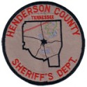 Henderson County Sheriff's Department, Tennessee