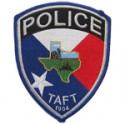 Taft Police Department, Texas