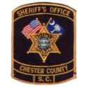 Chester County Sheriff's Department, South Carolina