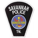 Savannah Police Department, Tennessee