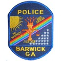 Barwick Police Department, Georgia