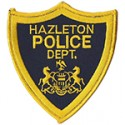 Hazleton City Police Department, Pennsylvania