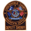 Chesterfield County Sheriff's Department, South Carolina