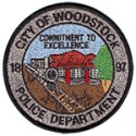 Woodstock Police Department, Georgia