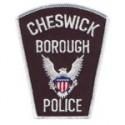 Cheswick Borough Police Department, Pennsylvania