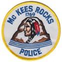McKees Rocks Borough Police Department, Pennsylvania