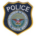 United States Department of Defense - Naval Station Newport Police Department, U.S. Government