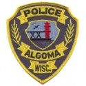 Algoma Police Department, Wisconsin