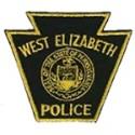 West Elizabeth Borough Police Department, Pennsylvania