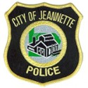 Jeannette City Police Department, Pennsylvania