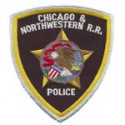 Chicago and Northwestern Railroad Police Department, Railroad Police
