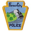 Forest City Borough Police Department, Pennsylvania