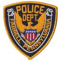 Farrell City Police Department, Pennsylvania