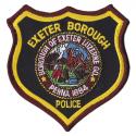 Exeter Borough Police Department, Pennsylvania