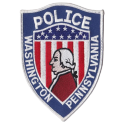 Washington City Police Department, Pennsylvania