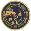 Donora Borough Police Department, Pennsylvania