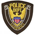 Ludowici Police Department, Georgia