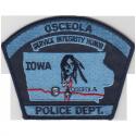 Osceola Police Department, Iowa