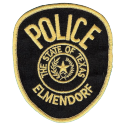 Elmendorf Police Department, Texas