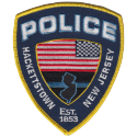 Hackettstown Police Department, New Jersey