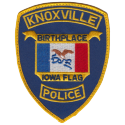 Knoxville Police Department, Iowa