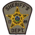 Duplin County Sheriff's Office, North Carolina