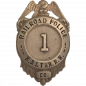 Kentucky and Indiana Bridge and Railroad Police Department, Railroad Police
