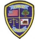 Chico Police Department, California