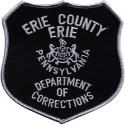 Erie County Department of Corrections, Pennsylvania