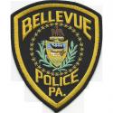 Bellevue Borough Police Department, Pennsylvania