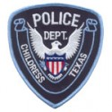 Childress Police Department, Texas