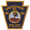 Shickshinny Borough Police Department, Pennsylvania