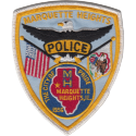 Marquette Heights Police Department, Illinois