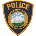 Columbus Police Department, Montana